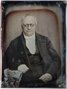 Johannes III Enschedé, 1849, foto: F.W. Deutmann (Museum Enschedé Haarlem)