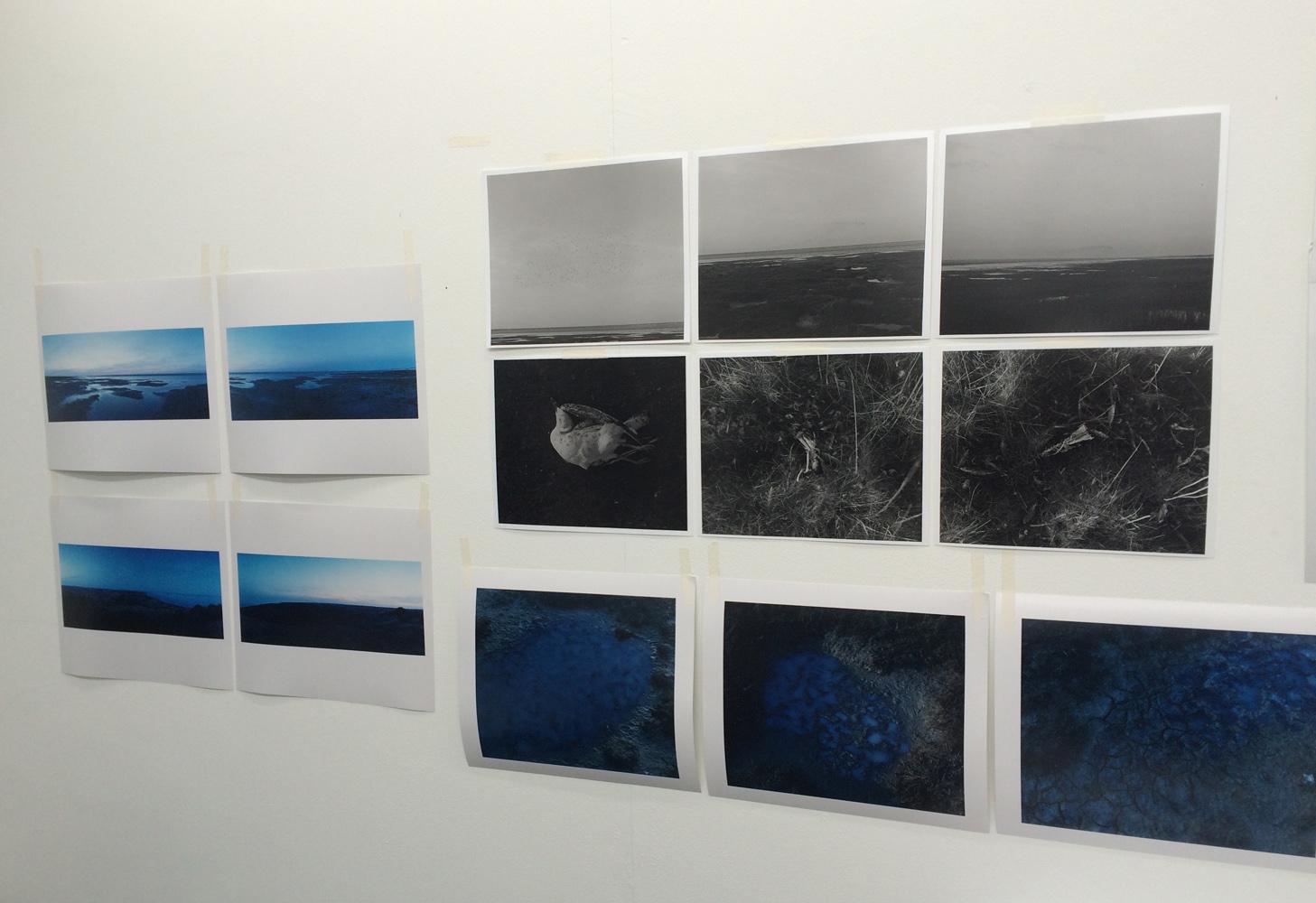 Work in progress: foto's van Ameland